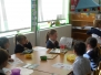 4th Class-Reading with Junior Infants- Oct 2016